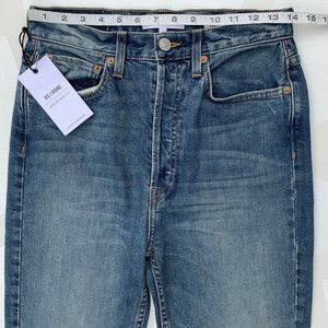 Re/Done Jeans - Re/Done Originals Ultra High Waist Skinny Jeans 28
